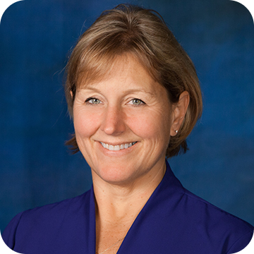 YMCA executive director Melissa Wikman