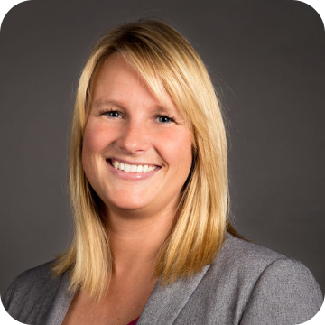 YMCA Referral coordinator Kelli DeLong