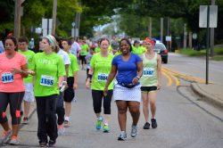 Seaway Run Participants