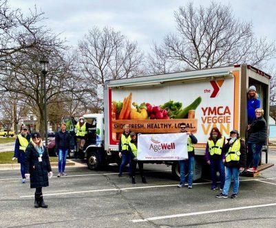 YMCA Veggie Van
